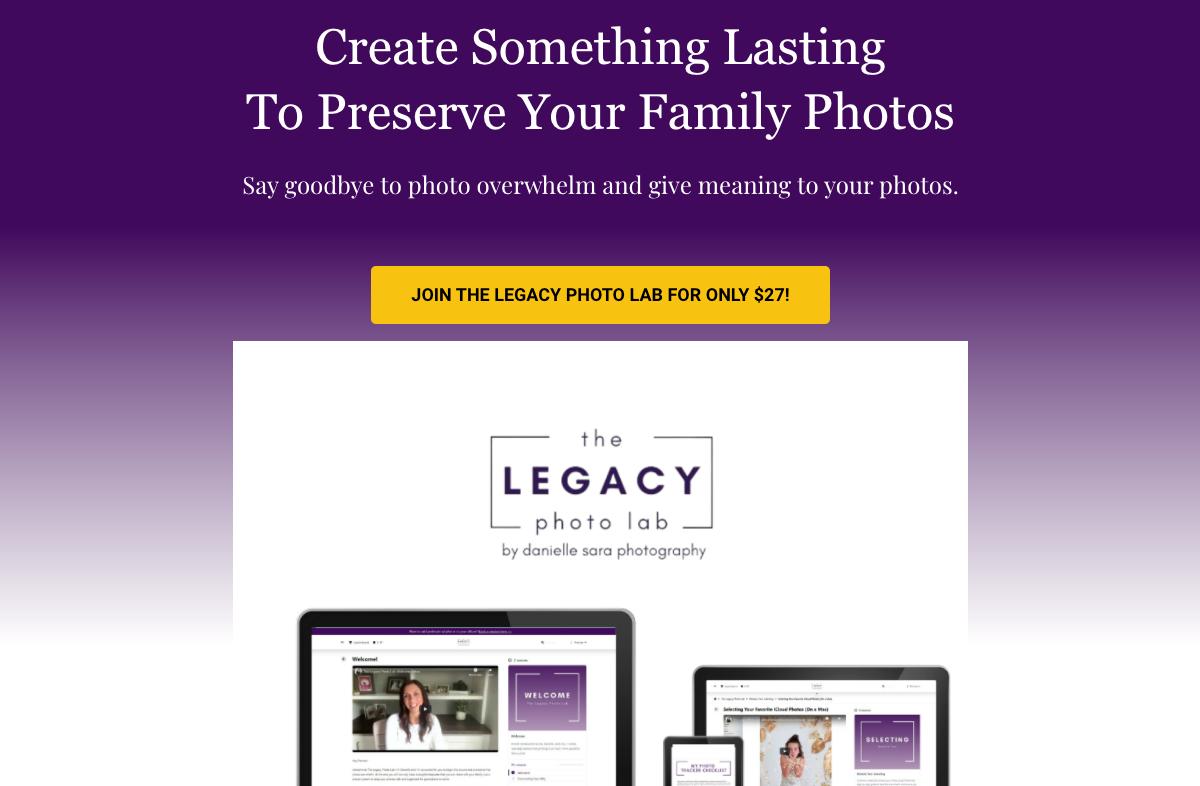 Legacy Photo Lab