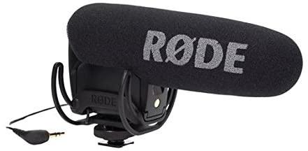 Rode Video Mic Pro on Camera