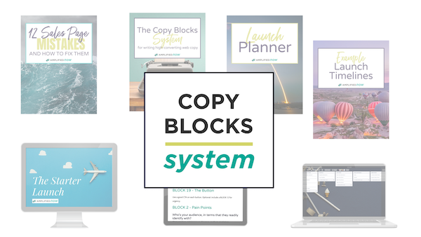 2- copy blocks system