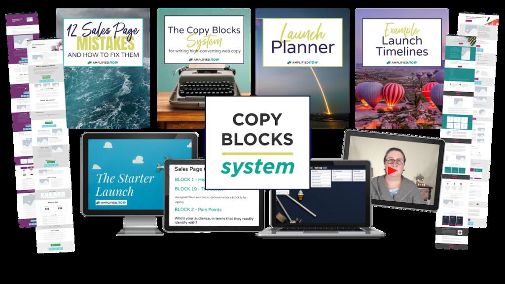 The copy block system (1)