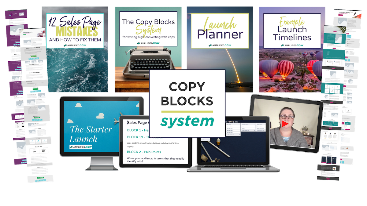 The copy block system (1)