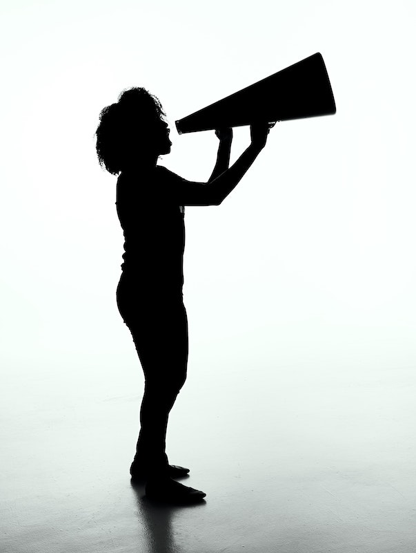 you just need a megaphone amplifiednow