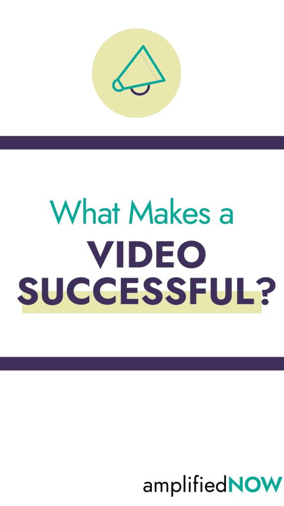 What makes a video successful?