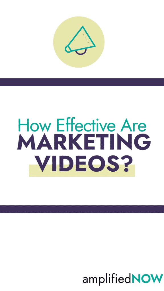 How effective is video marketing?