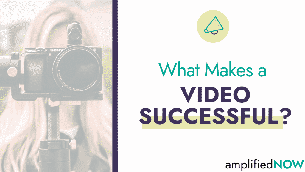 What makes a successful video?