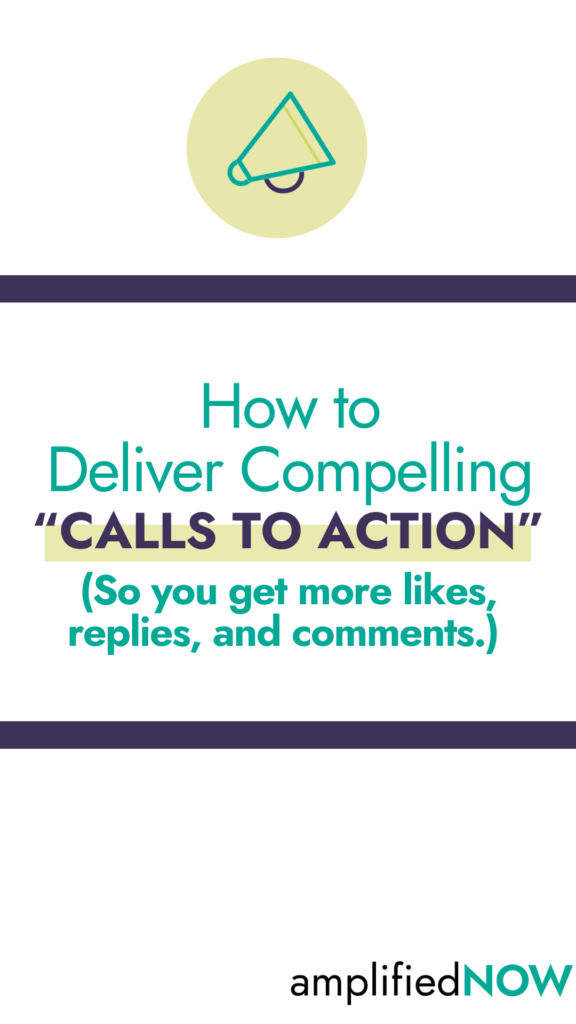How to deliver compelling Calls to Action